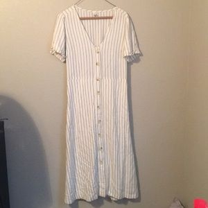 Old Navy Linen Dress